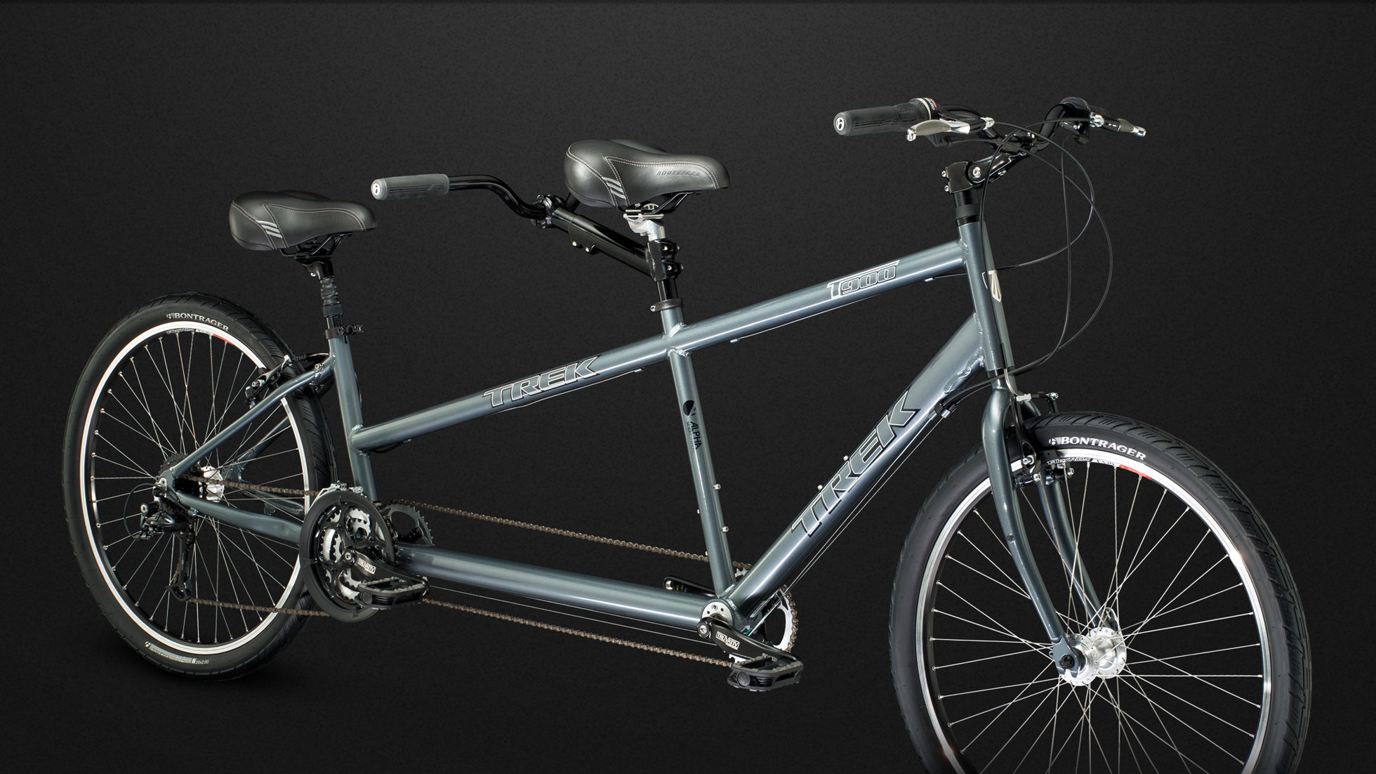 Tandem Trek Bicycle