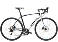 Trek 2016 Domane 4.0 Disc Compact 50cm Trek White/Trek Black/True Blue - Bikedreams & Dustbikes