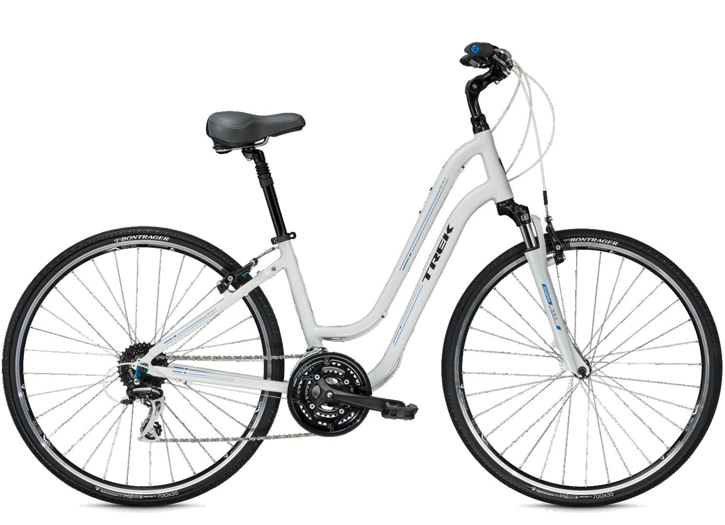 Verve 3 Wsd Trek Bicycle