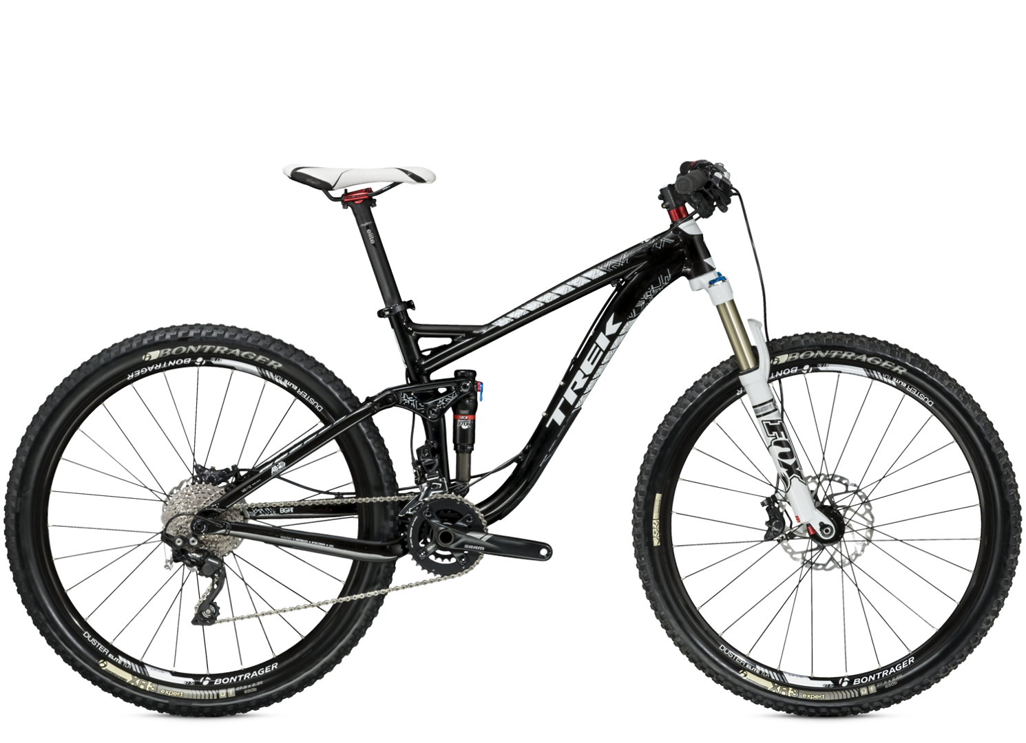 Fuel Ex 8 27 5 Trek Bicycle