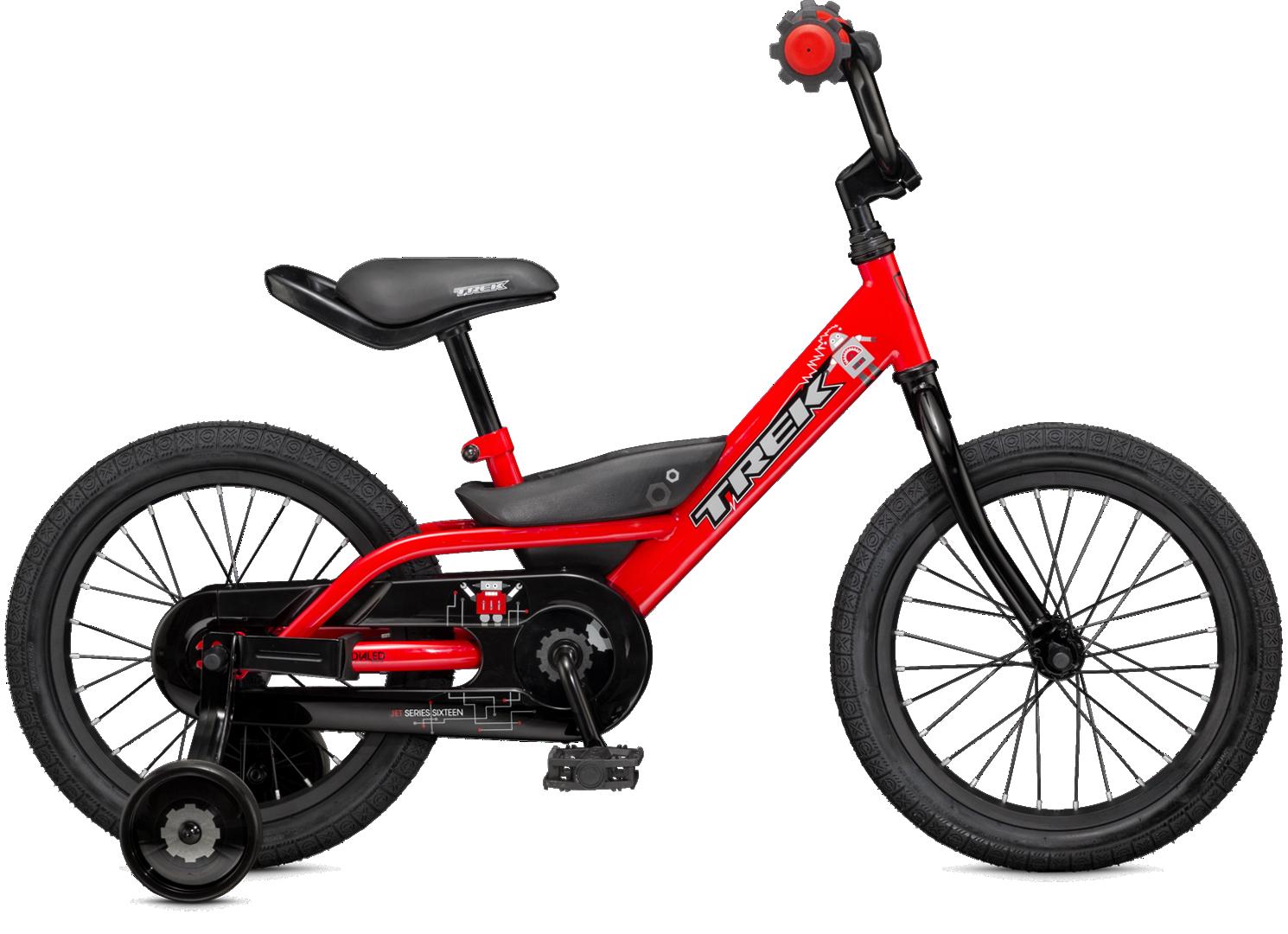 Jet 16 Trek Bicycle