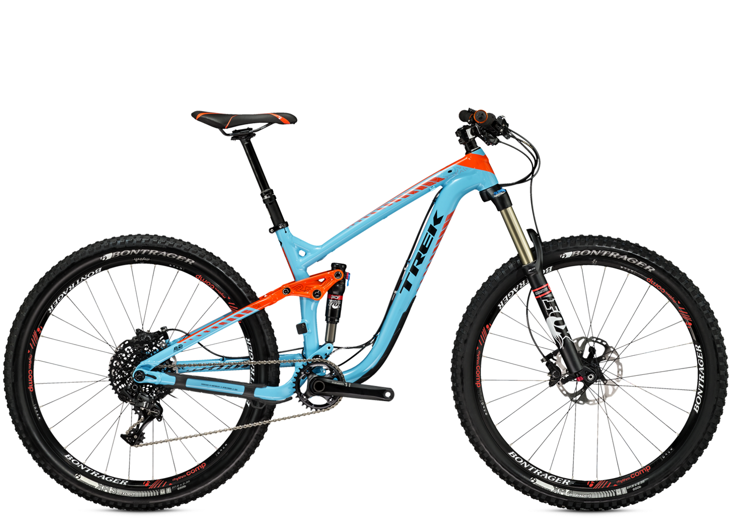 Remedy 9 27 5 Trek Bicycle