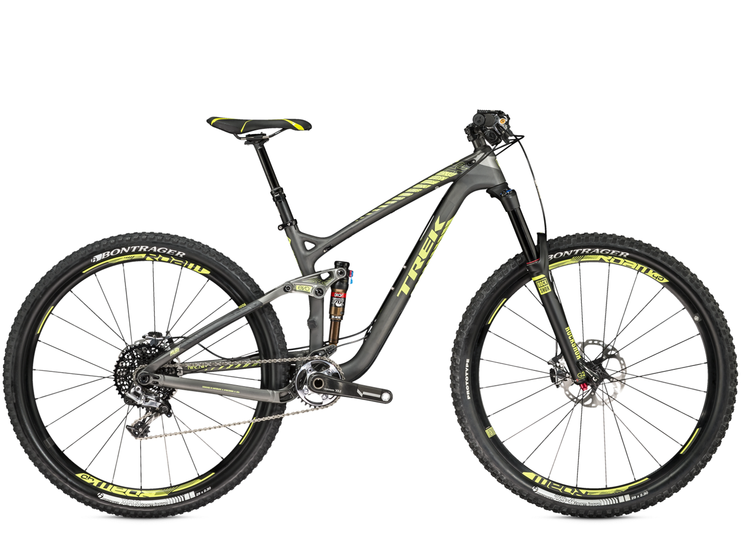 Remedy 9 9 29 Trek Bicycle