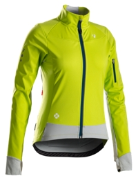 Bontrager Jacke RXL 180 Softshell Womens M Volt - Trek Bicycle Store München