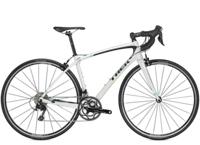 Trek 2016 Silque S Womens 52cm Seeglass Crystal White/Volt Green Musterrad - Trek Bicylce Store M�nchen