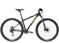 Trek 2016 X-Caliber 9 17.5 (29) Matte Trek Black/Volt Green - Fahrrad Schweitzer