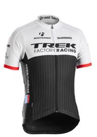 Bontrager Trikot TFR Replica XXL TFR Black - Trek Bicycle Store M�nchen