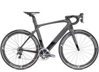 1 A Trek 2016 Madone 9.5 H2 Compact 58cm Matte Dnister Black/Trek White - Rennrad kaufen & Mountainbike kaufen - bikecenter.de