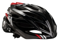 Bontrager Helm Circuit Black/White/Red S CE - Bikedreams & Dustbikes