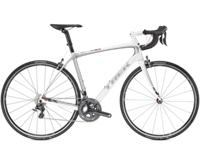 Trek 2016 Domane 5.2 Compact 54cm Crystal White/Bright Silver - Fahrrad online kaufen | Online Shop Bike Profis
