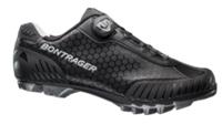 Bontrager Schuh Foray Mens 45 Black - Radel Bluschke