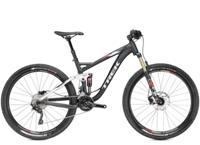 Trek 2016 Fuel EX 8 27.5 15.5 Matte Trek Black - schneider-sports