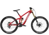 Trek 2016 Session 9.9 DH 27.5 L Viper Red Testbike - Trek Bicylce Store M�nchen