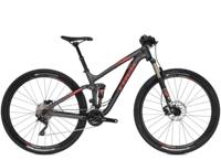 Trek 2016 Fuel EX 8 29 18.5 in Matte Dnister Black/Viper Red - Fahrrad Schweitzer