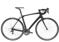 Trek 2017 Domane SLR 6 56cm Matte/Gloss Trek Black - Zweirad Scharlau