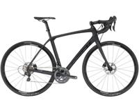 Trek 2017 Domane SLR 6 Disc 54cm Matte/Gloss Trek Black - Randen Bike GmbH