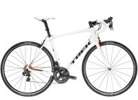 Trek 2017 Domane SLR 7 54cm Semigloss Crystal White/Roarange - Randen Bike GmbH