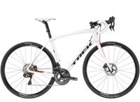 Trek 2017 Domane SLR 7 Disc 54cm Semigloss Crystal White/Roarange - Randen Bike GmbH
