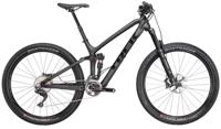Trek 2017 Fuel EX 9.8 27.5 Plus 19.5 Matte/Gloss Black - Veloteria Bike Shop