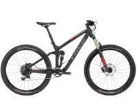Trek 2017 Fuel EX 8 27.5 Plus 19.5 Matte Trek Black - Randen Bike GmbH