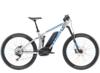 Trek 2017 Powerfly 8 LT Plus 17.5 Matte Quicksilver/Waterloo Blue - Schmiko-Sport Radsporthaus