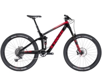 Trek 2017 Remedy 9.9 Race Shop Limited 18.5 Trek Black/Viper Red - Veloteria Bike Shop