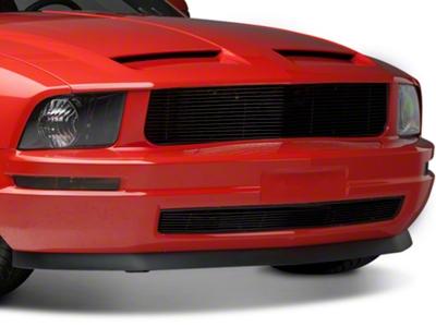 Modern Billet Black Retro Billet Grille (05-09 V6)