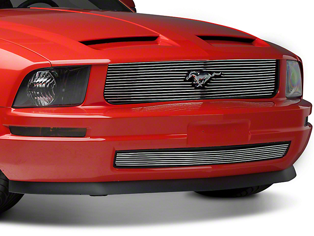 Modern Billet Polished Billet Grille (05-09 V6)