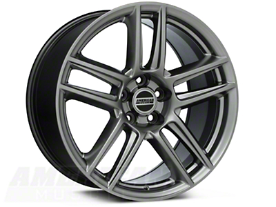 Boss Laguna Seca Hyper Black Wheel - 19x10 (05-14 All)