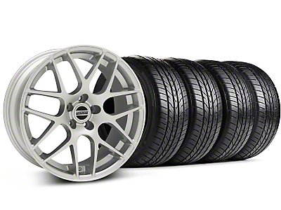 AMR Silver Wheel & Sumitomo Tire Kit - 18x8 (94-98)