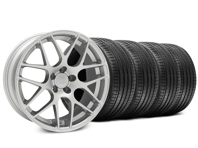 AMR Silver Wheel & Sumitomo Tire Kit - 18x9 (94-98)