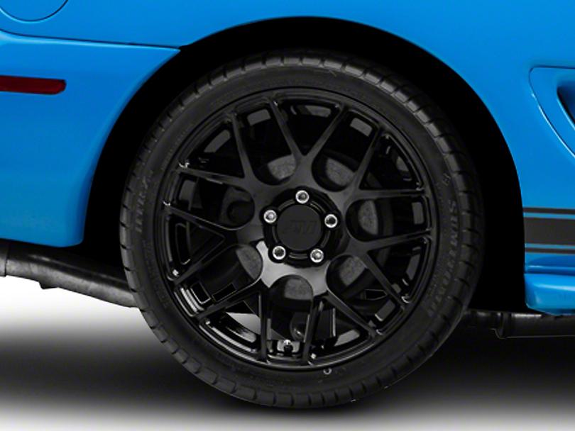 AMR Black Wheel - 18x10 (94-04 All)