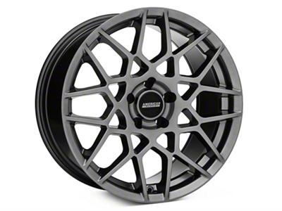 2013 GT500 Style Hyper Dark - 18x9 (05-14 All)