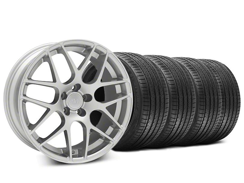AMR Silver Wheel & Sumitomo Tire Kit - 20x8.5 (05-14 All)