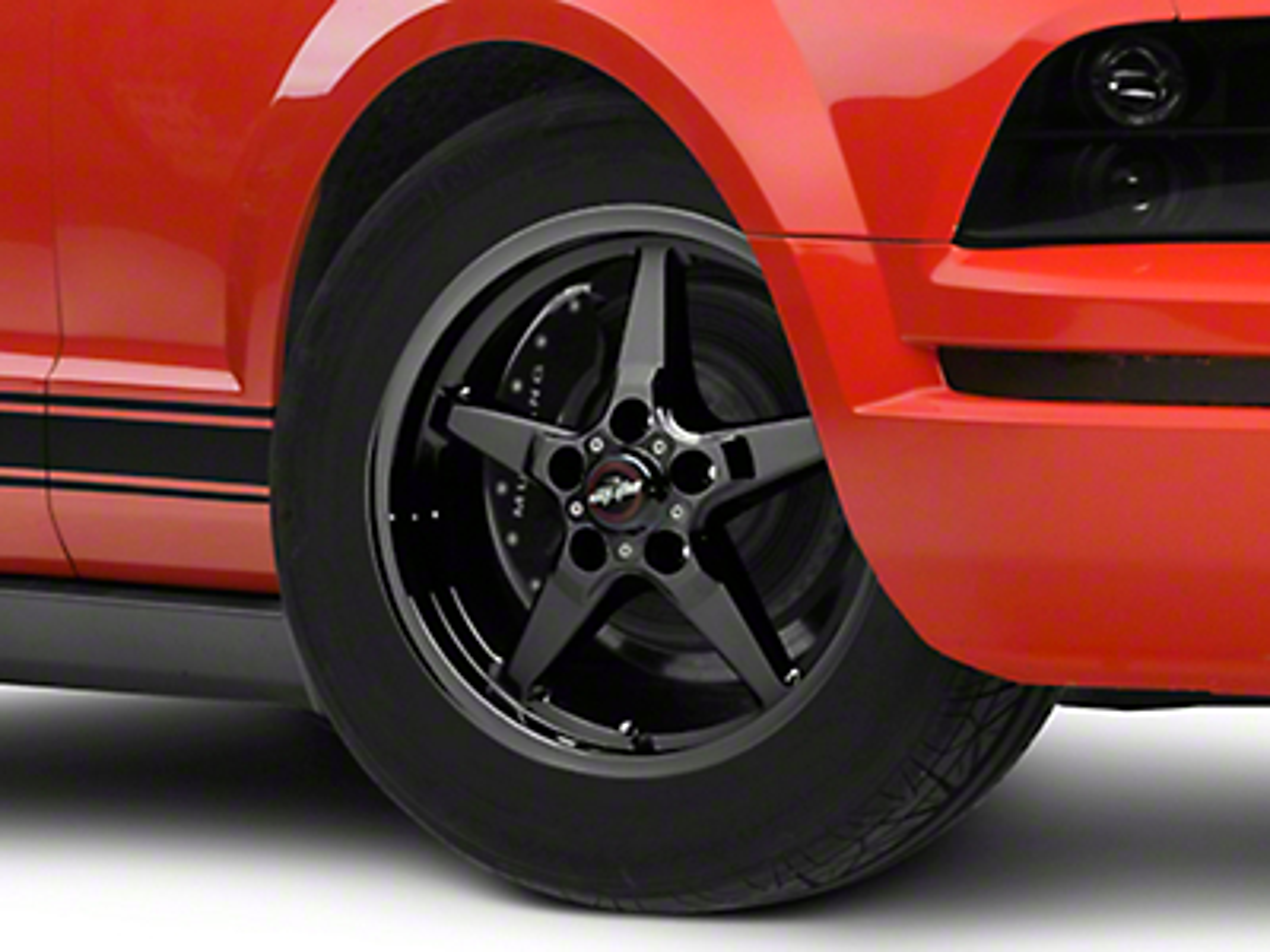 Race Star Dark Star Drag Wheel - Direct Drill - 17x4.5 (05-14 All, Excludes 13-14 GT500)