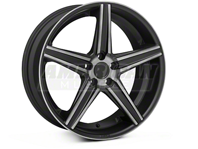 Niche Apex Matte Black Wheel - 20x8.5 (05-14 All)