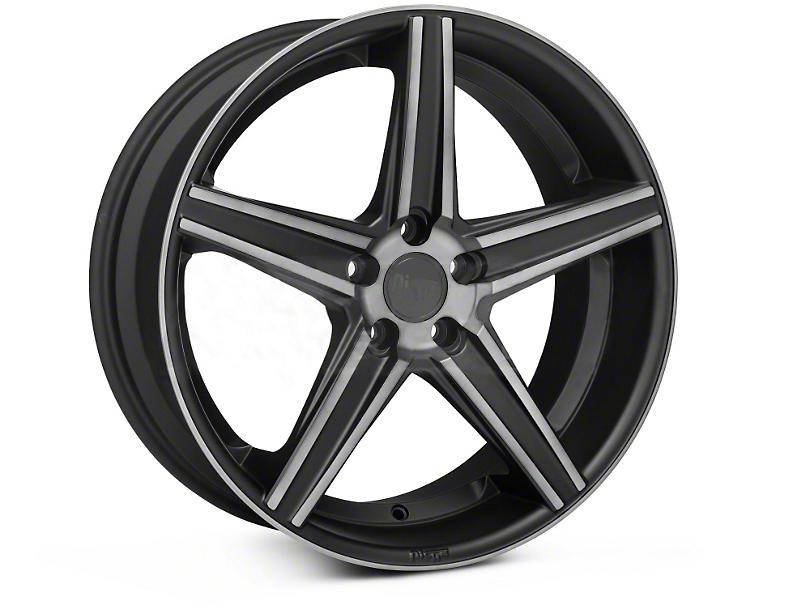 Niche Apex Matte Black Wheel - 20x8.5 (05-14 All)