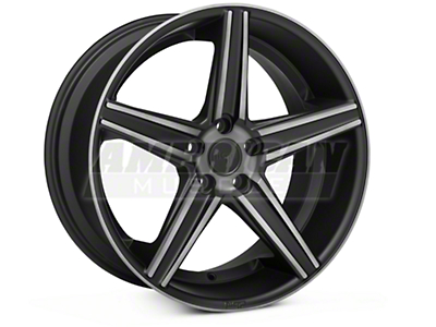 Niche Apex Matte Black - 20x10 (05-14 All)