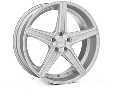 Niche Apex Machined Silver Wheel - 20x8.5 (05-14 All)
