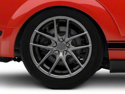 Niche Targa Matte Anthracite Wheel - 19x9.5 (05-14 All)