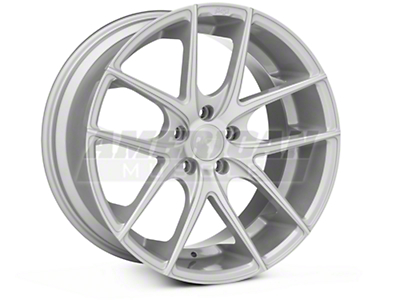 Niche Targa Matte Silver Wheel - 19x9.5 (05-14 All)