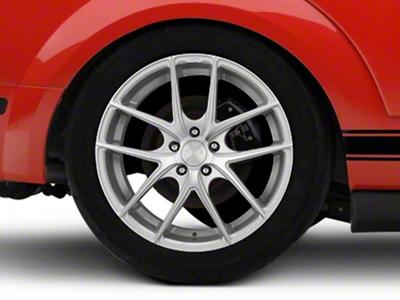 Niche Targa Matte Silver Wheel - 19x9.5 (05-14 All)