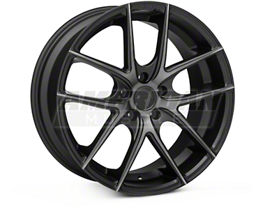 Niche Targa Matte Black Wheel - 19x8.5 (05-14 All)