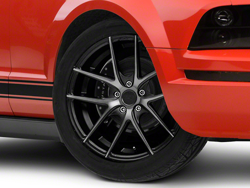 Niche Targa Matte Black Wheel - 19x8.5 (05-14 All)