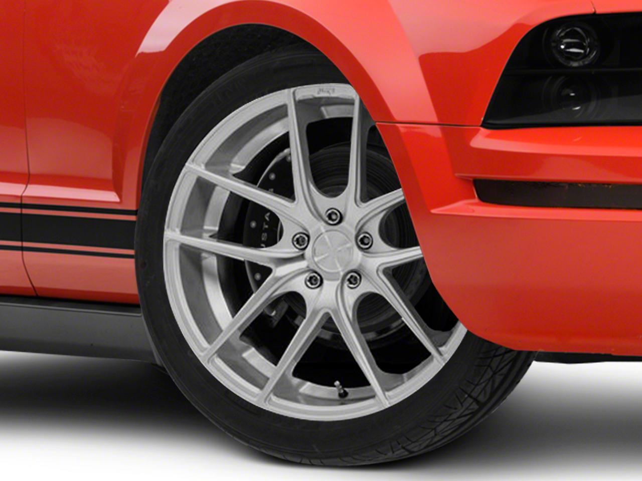 Niche Targa Matte Silver Wheel - 20x8.5 (05-14 All)