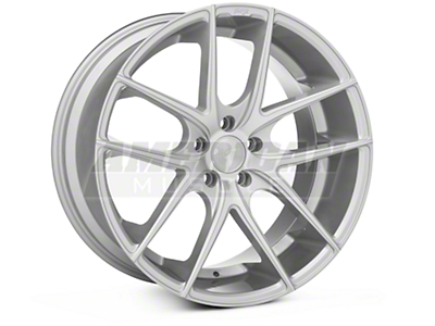 Niche Targa Matte Silver Wheel - 20x10 (05-14 All)