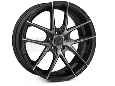 Niche Targa Matte Black Wheel - 20x8.5 (05-14 All)