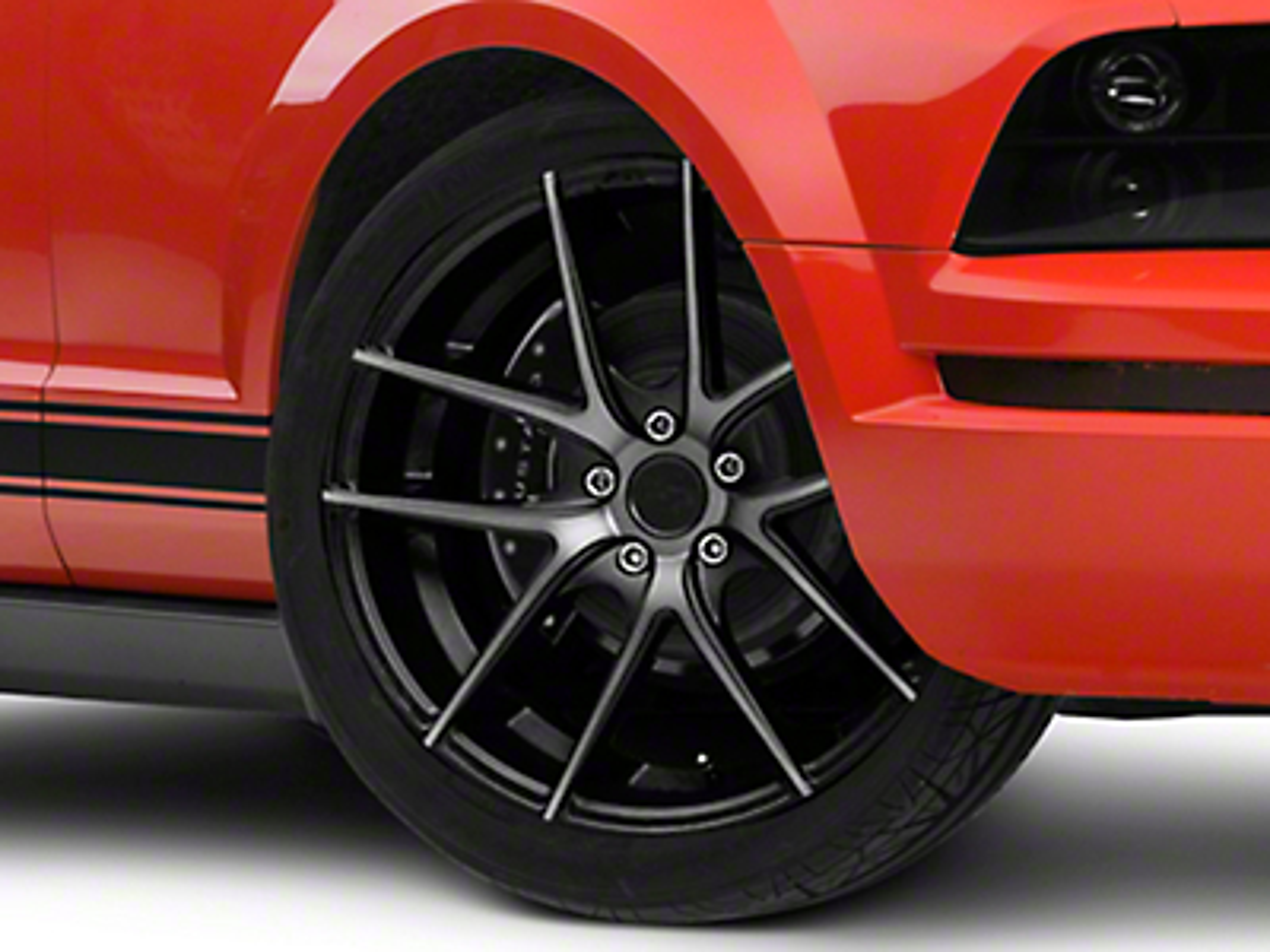 Niche Targa Matte Black Wheel - 20x8.5 (05-14 All)