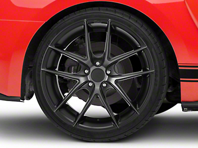 Niche Targa Matte Black Wheel - 20x10 (05-14 All)