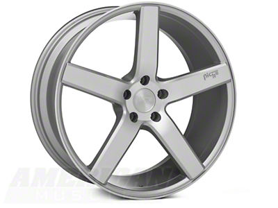 Niche Milan Silver Wheel - 20x8.5 (05-14 All)
